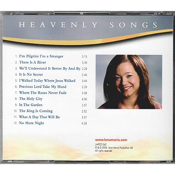 Heavenly Songs baksida