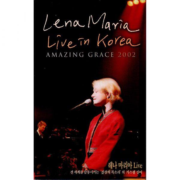 Live in Korea 2002