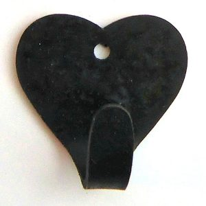 Hjärtkrok 4 cm