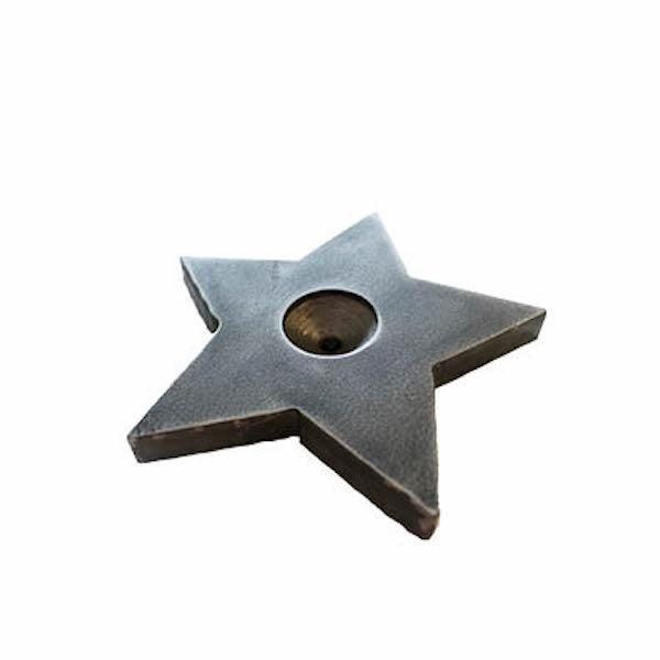 Ljusstake Stjärna