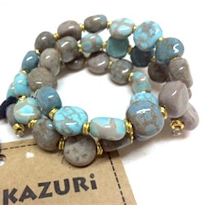 Kazuri Bracelets Tiny Smarty - Barbet